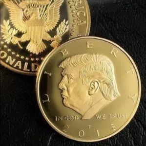 Other - President Donald Trump gold coin's